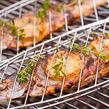 Seafood & Balkan Grill