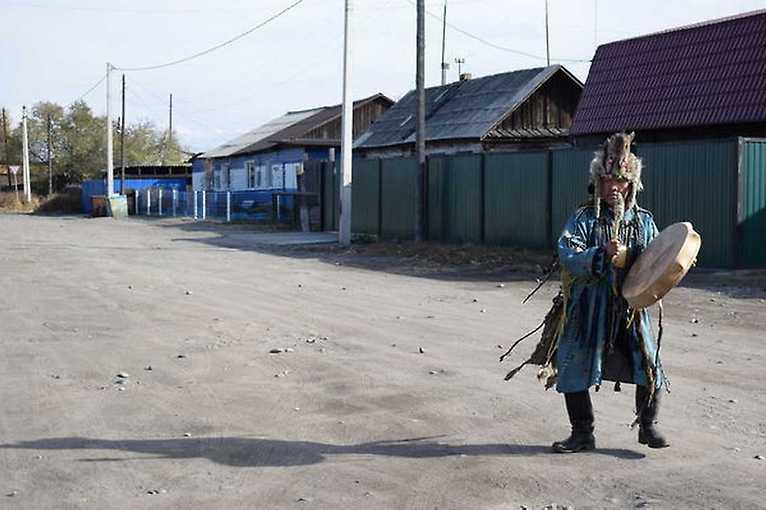 Doma na Sibiři