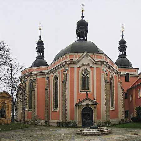 Kostel Nanebevzetí Panny Marie a svatého Karla Velikého