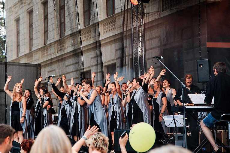 Claes Wegener & Maranatha Gospel Choir