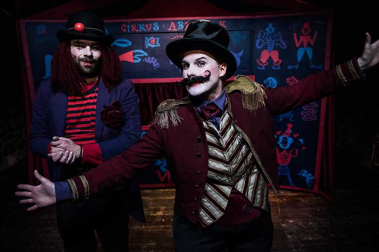Cirkus Abrafrk