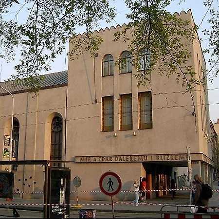Smíchovská synagoga
