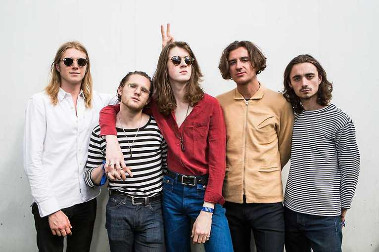 Blossoms + support: The Lathums