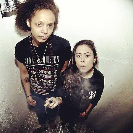 Nãnci and Phoebe