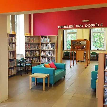 Knihovna Michálkovice