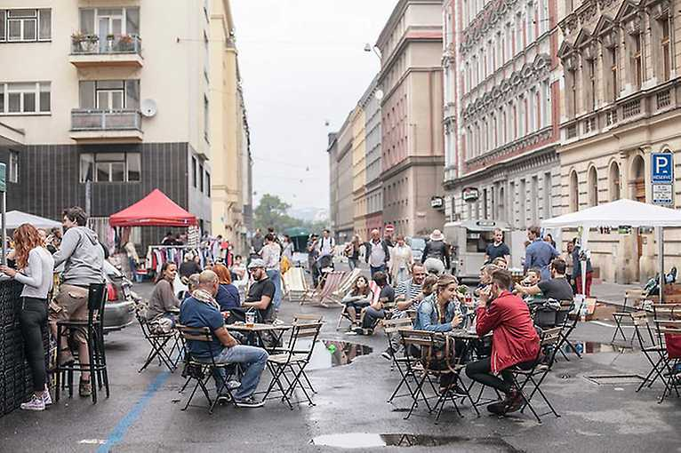 The Different City Experience 2020 Prague