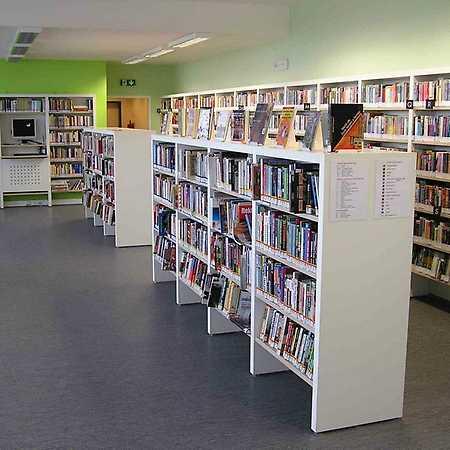 Knihovna Dědina