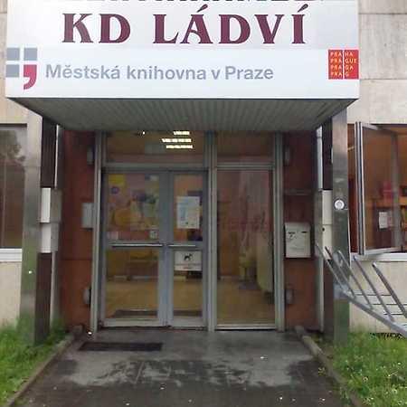 Knihovna Ládví
