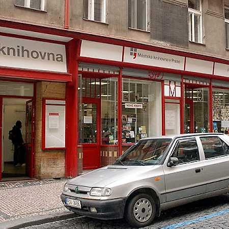 Knihovna Školská