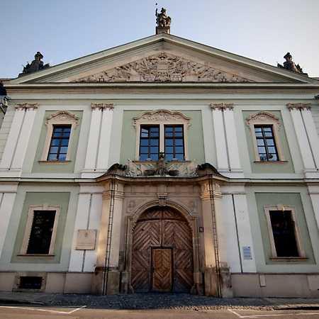 The Library of Palacký University in Olomouc