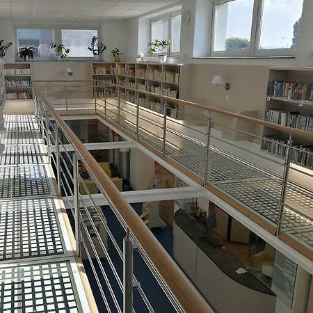 Městská knihovna Veselí nad Moravou
