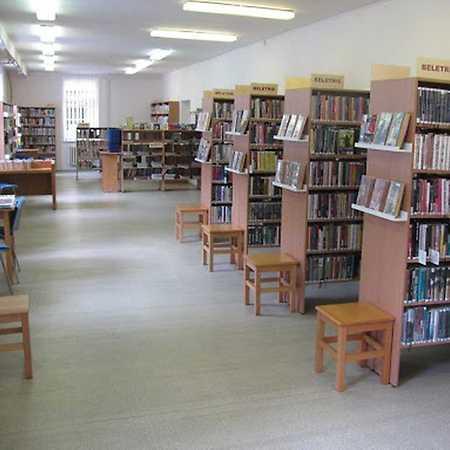 Knihovna Mariánské Hory