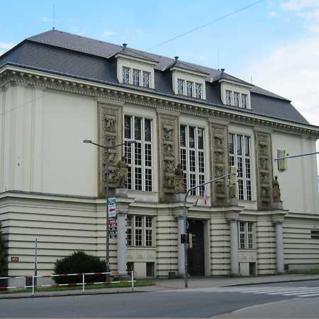 Petr Bezruč Library