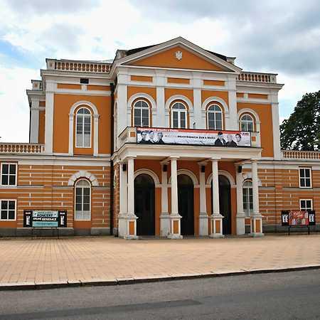 Západočeské divadlo v Chebu