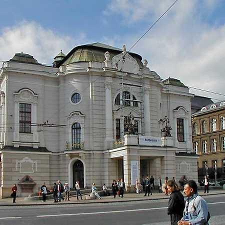 Severočeské divadlo v Ústí nad Labem