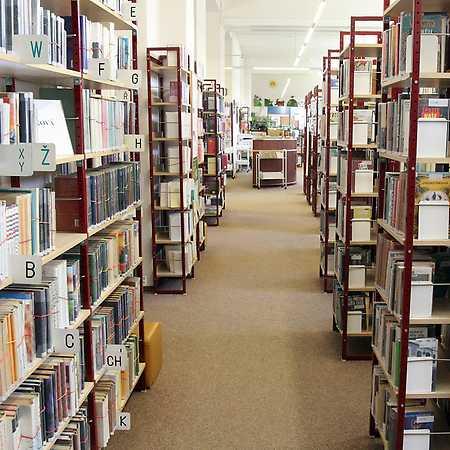 Knihovna Slovany