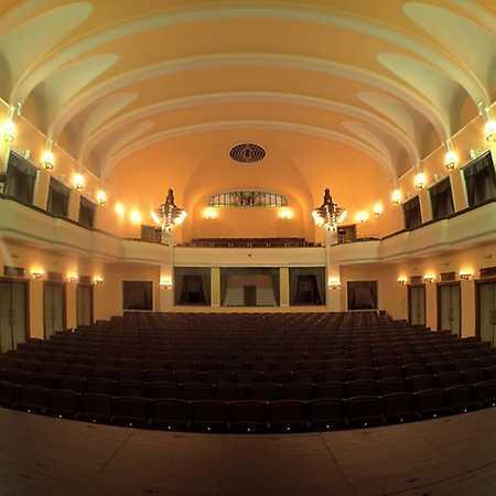 Městské divadlo v Prostějově