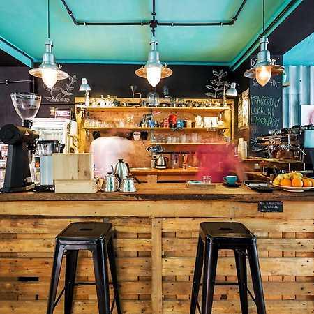 Kavárna Canall