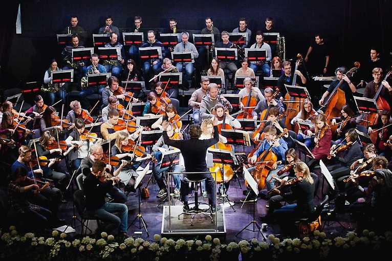 The Beethoven Academy Orchestra