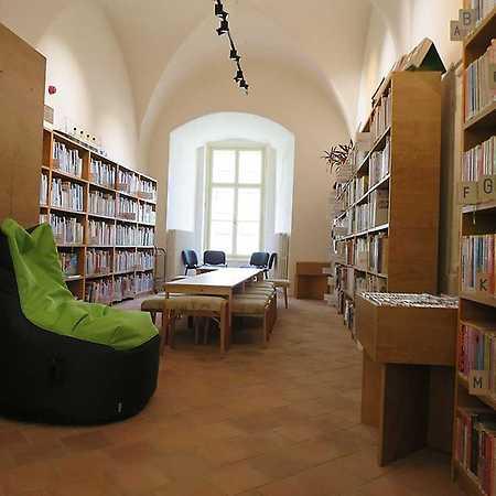 Children and Youth Library Prostějov