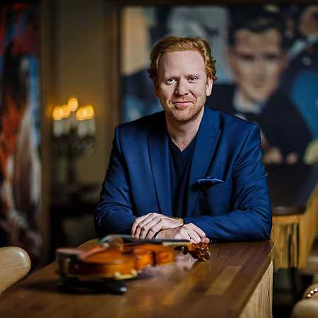 Daniel Hope – Max Richter/Vivaldi: Four Seasons Recomposed