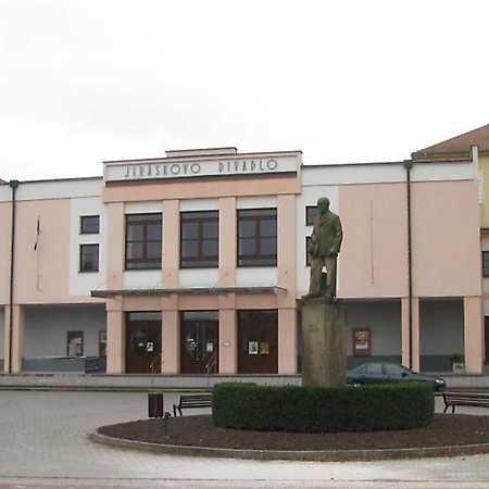 The Jirásek Theatre and Cinema