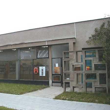 Knihovna Olomoucká