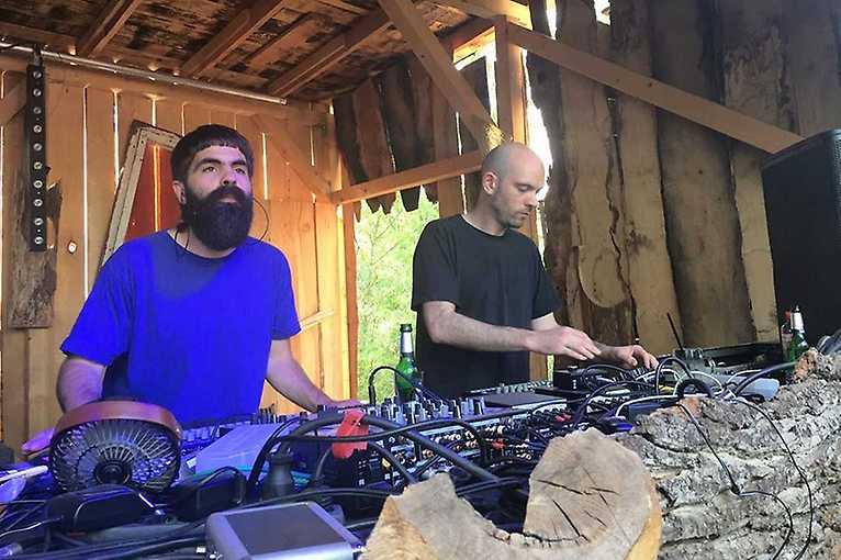 Live From Sisyphos: Atlantik + David Silver + more