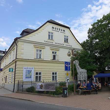 Muzeum a Pojizerská galerie Semily