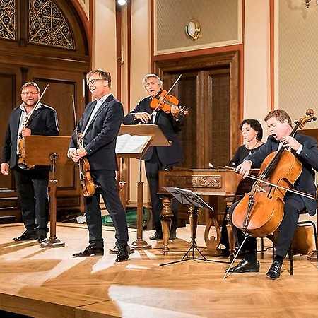 The Cimbalom Ensemble of the Czech Philharmonic