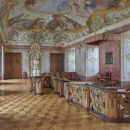 Arcibiskupský zámek v Kroměříži