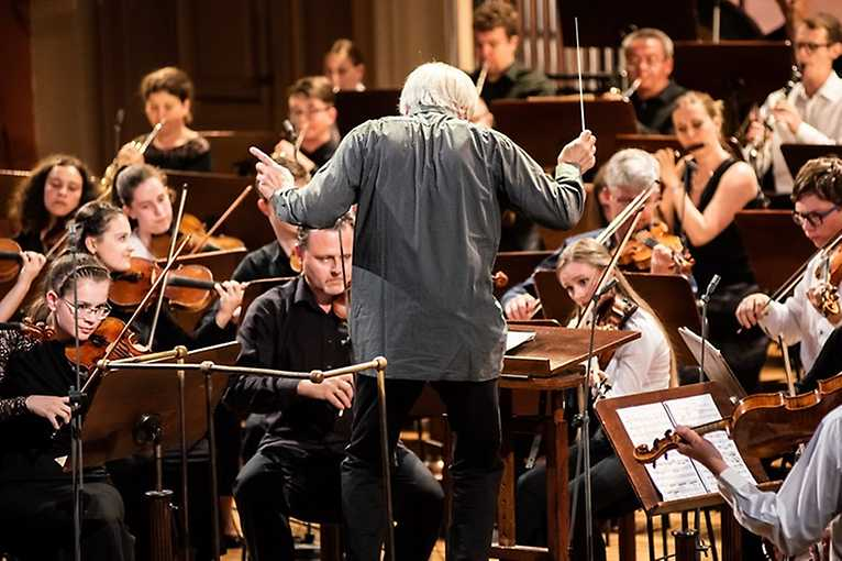 Concert of the Joint Orchestra of Music School Pupils and the Czech Philharmonic Musicians