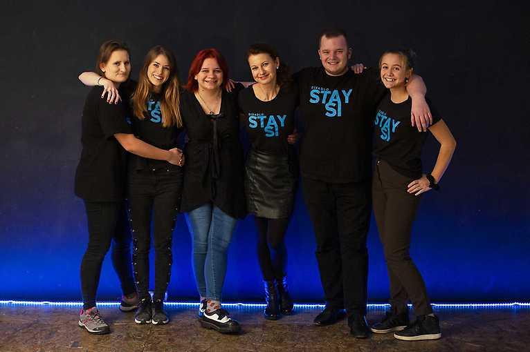 Divadlo Stay Si: Představení o ničem