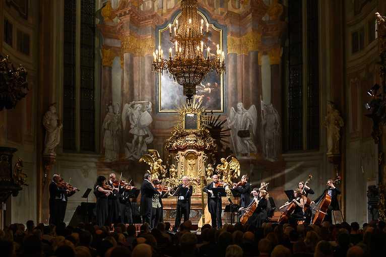 Pražský komorní orchestr: Koncert o ničem