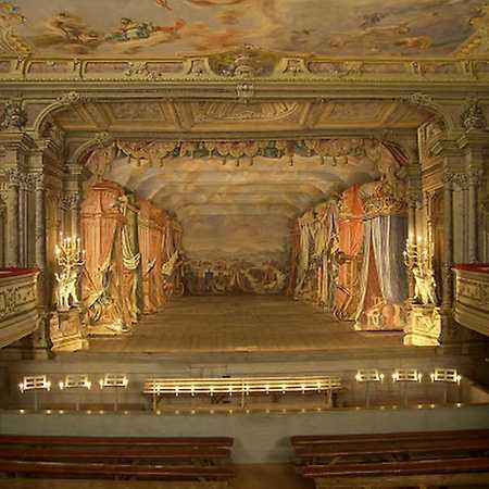 Zámecké barokní divadlo Český Krumlov