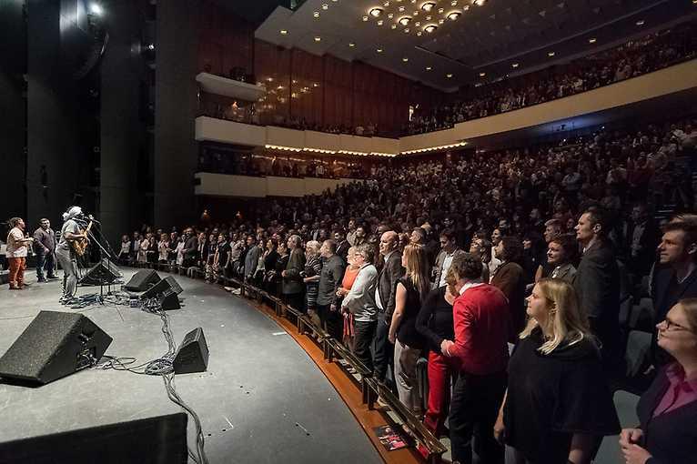 JazzFestBrno: Koncert o ničem