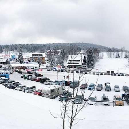 Parkoviště 1 – Skiareál Ještěd