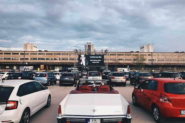 Art Parking 2020 Příbram