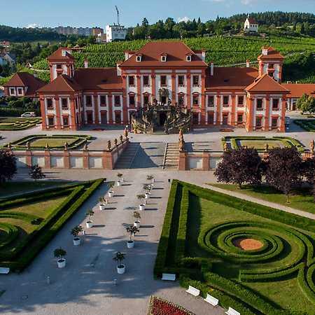 Troja Château
