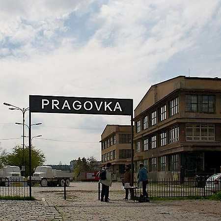 Pragovka Art District