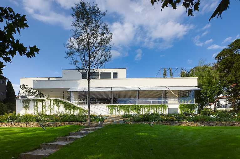 Permanent exhibition: Tugendhat Villa
