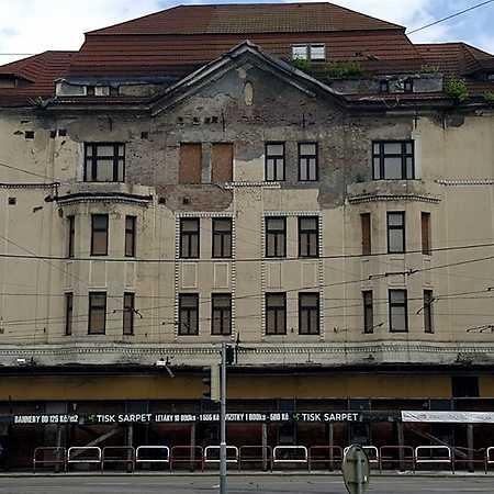 Obchodní dům Ostravica – Textilia