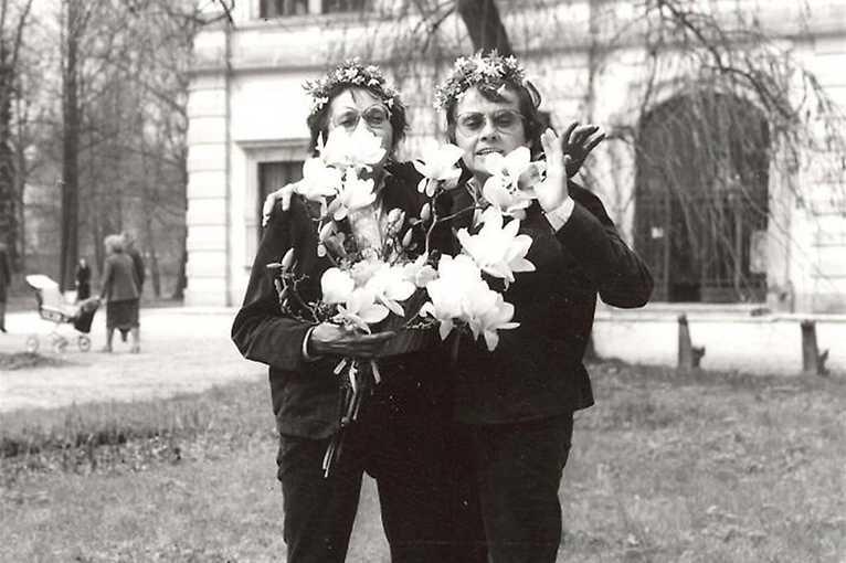 Jitka a Květa Válovy: Z domácího archivu
