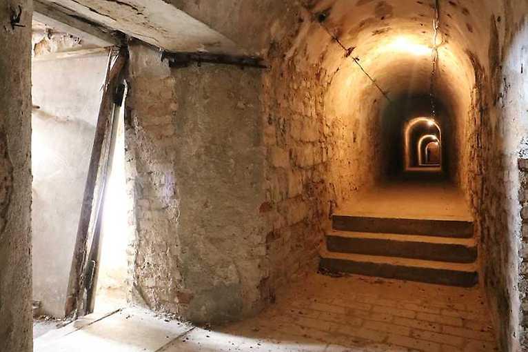 Barokní pevnost