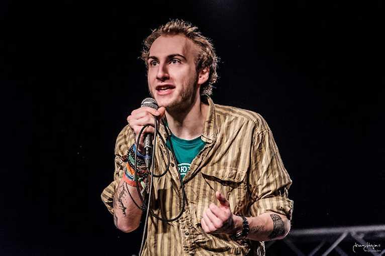 Slam Poetry Show