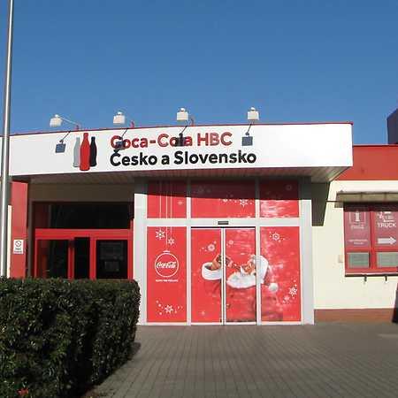 Parkoviště Coca Cola HBC