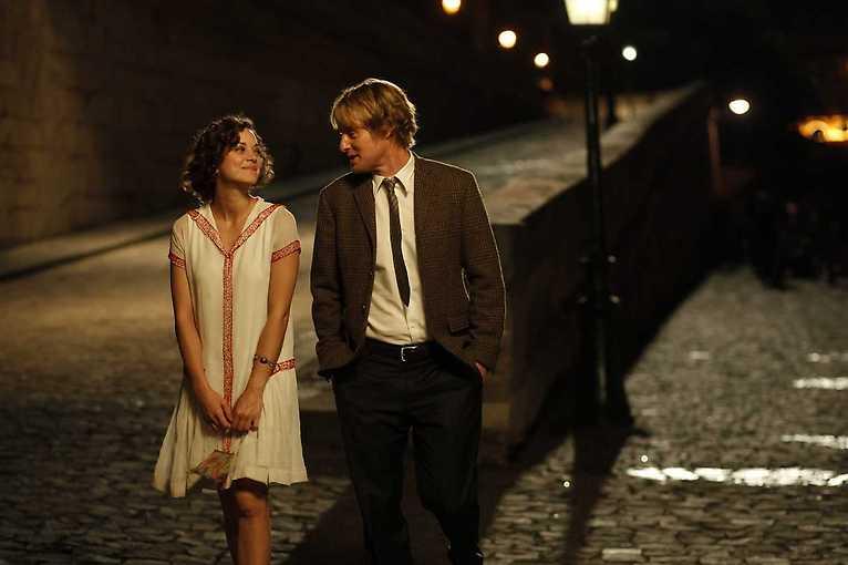 Bažant Kinematograf: Polnoc v Paríži