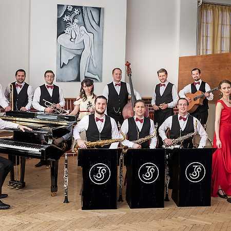 Orchestr Ježkovy stopy