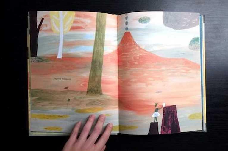Komiks jako kniha i plakát s Tomášem Zahrádkou