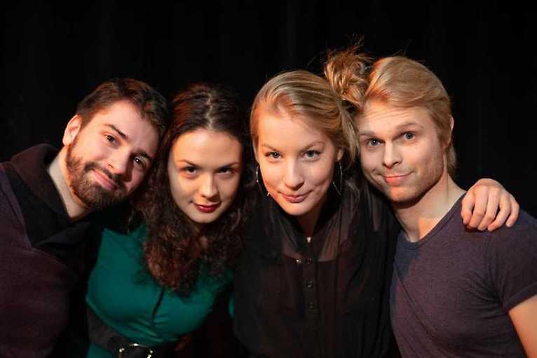 Noční optika + Velká divadelní pohádka